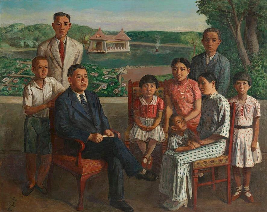 國美館「台中文協的美術力」梳理台灣藝術史