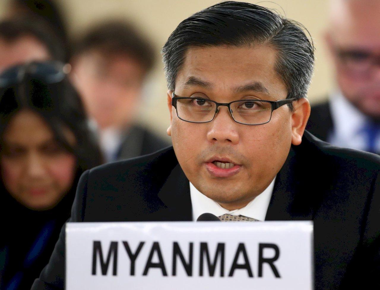 為平民請命 緬甸大使籲聯合國採取有效集體措施