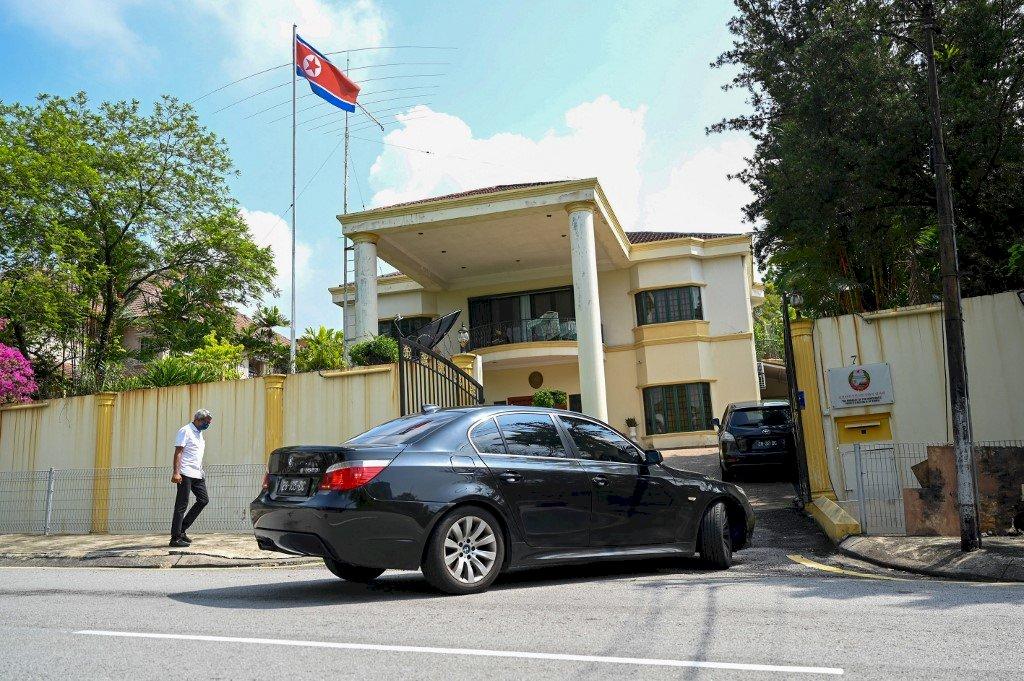 切斷與大馬關係後 北韓外交官員即將飛離吉隆坡