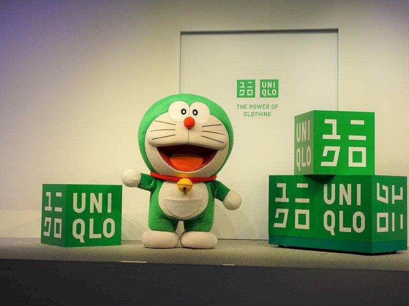 哆啦A夢變綠色 將到台灣推廣全球永續發展