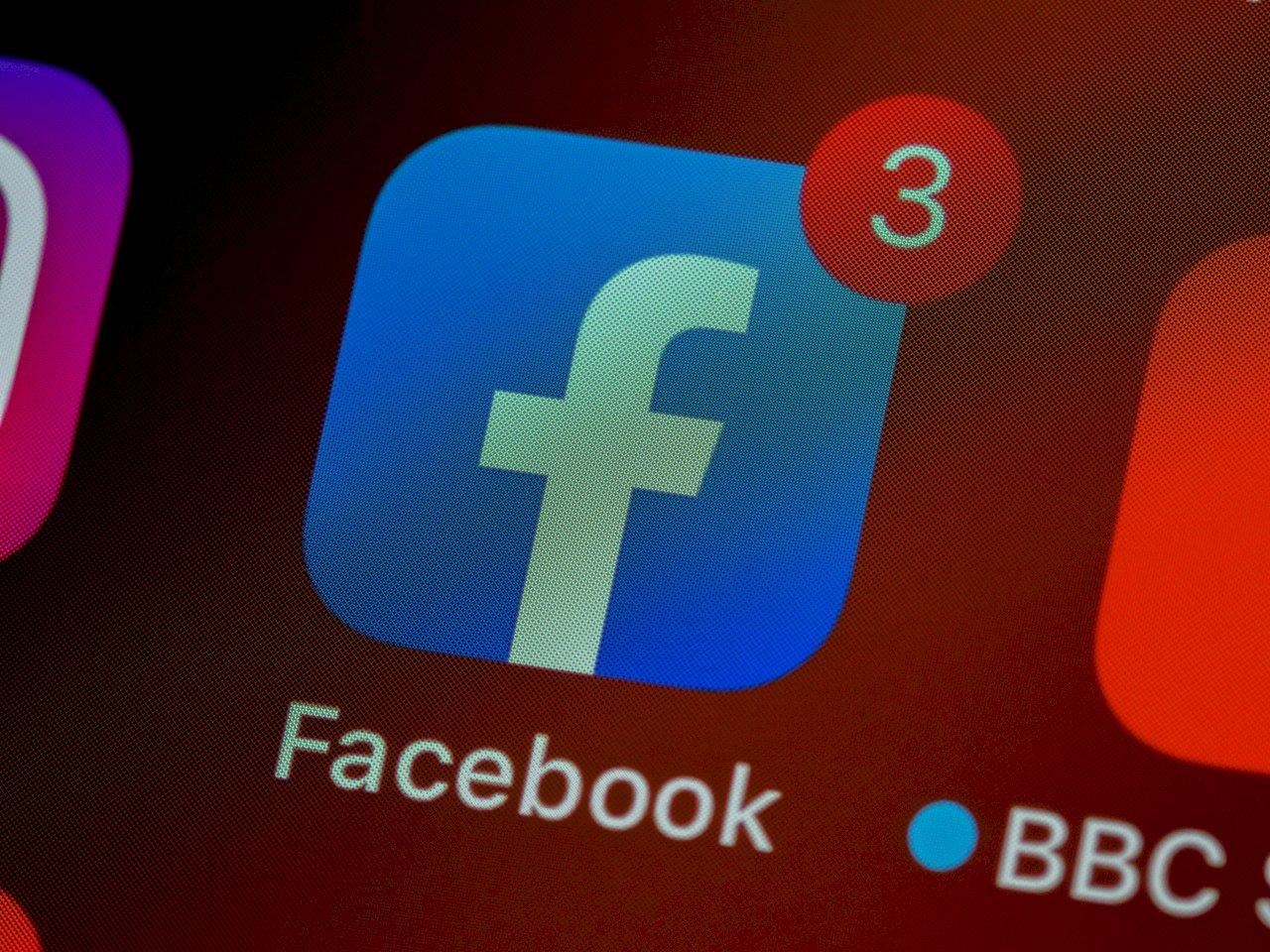 臉書:去年10月至12月撤除13億個假帳號