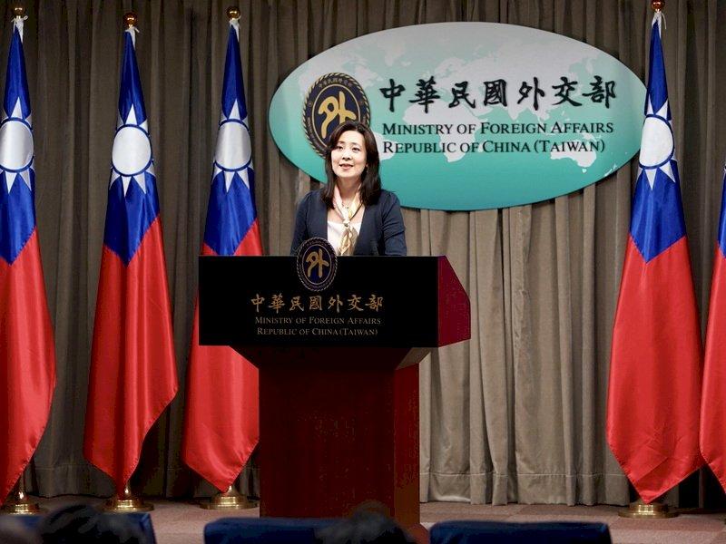 美議員提台灣國際團結法案 外交部:關注後續進展