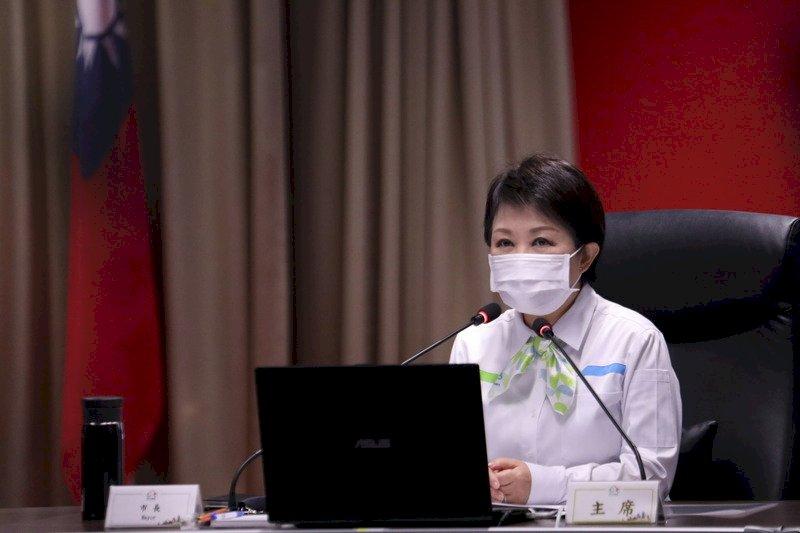 盧秀燕:支持中火機組汰舊換新 反對只增不減