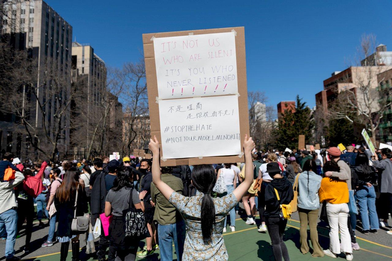 反亞裔攻擊遍及各國 亞裔應團結並不再息事寧人