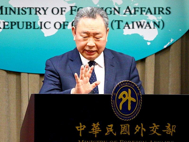 斷交換中國疫苗? 外交部:反對疫苗淪政治操作工具