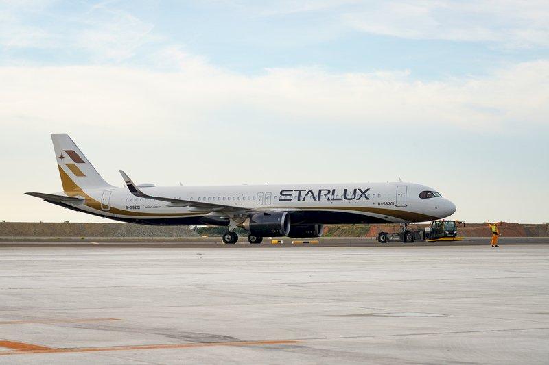 星宇航空開航越南  每週3架定期航班