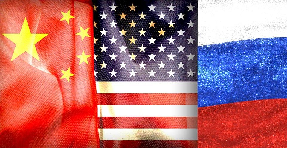美拓展聯盟成員 中俄聯手合作抗衡 全球將進入新冷戰局勢?