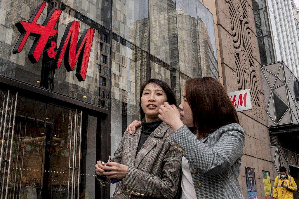 新疆棉風暴 紐時:歐美中國對立服飾商陷兩難