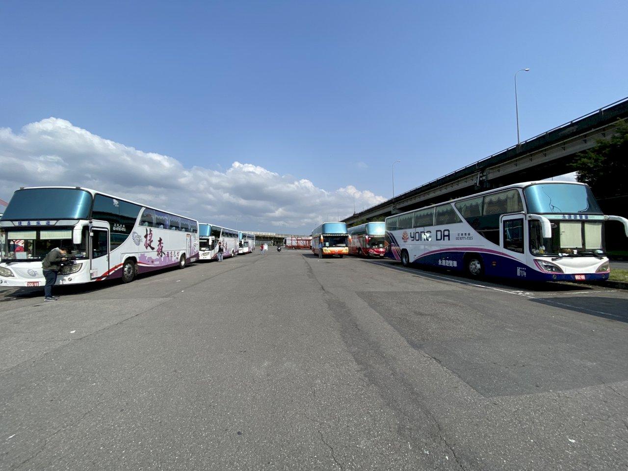 遊覽車已召回565輛 交部:不影響清明疏運