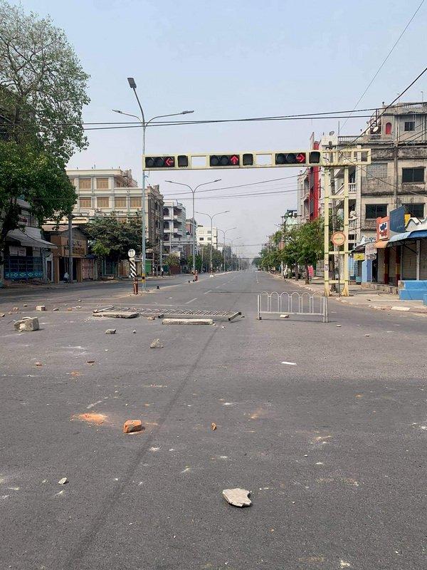 緬甸軍方血腥鎮壓 經部:台廠寶成昌億暫時停工