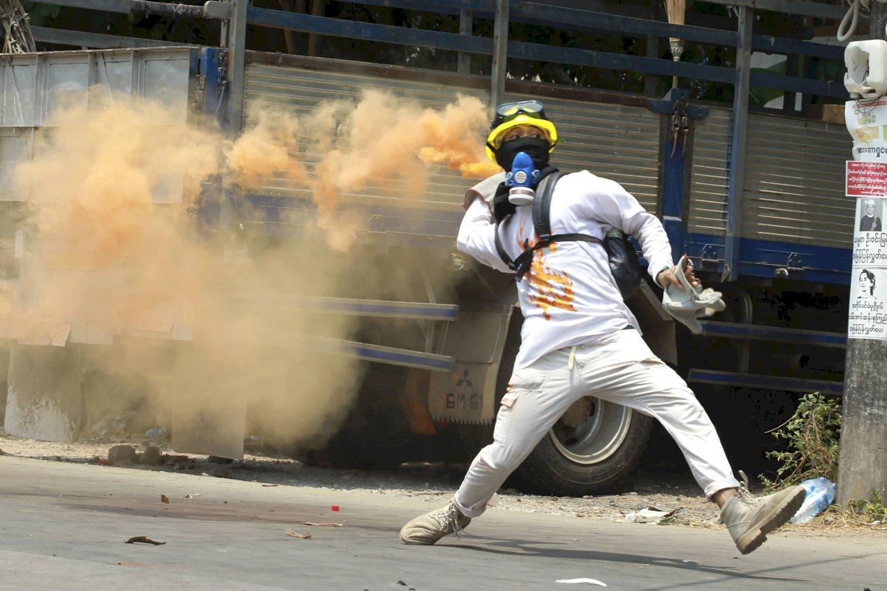 抗議軍事政變 緬甸駐日2外交官遭撤職