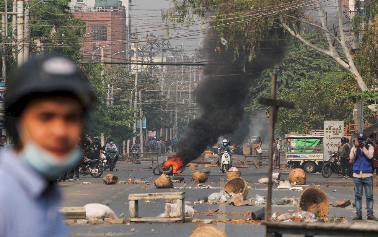 緬甸軍人節爆最血腥鎮壓 114人遭殺害