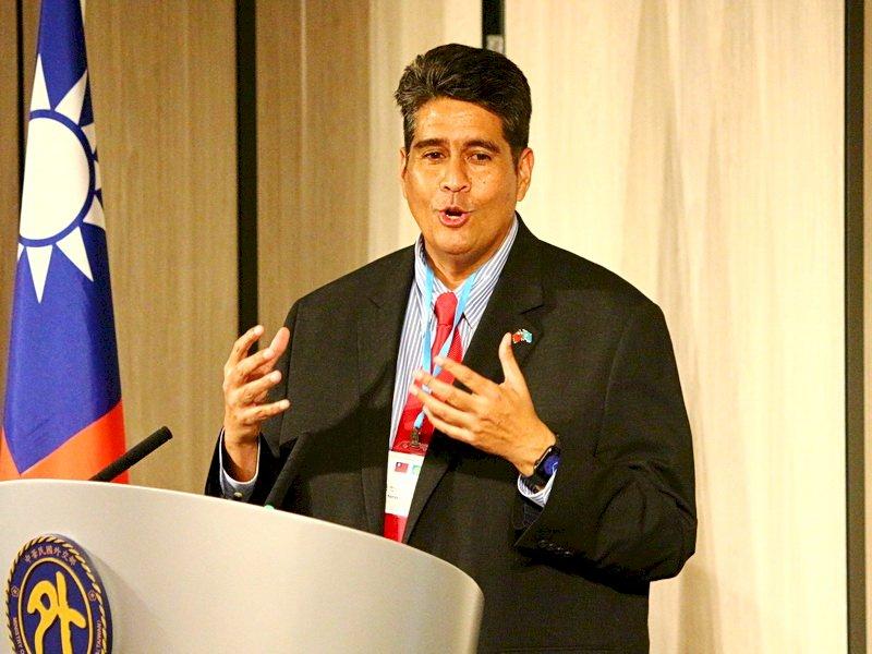 台帛好夥伴 帛琉總統:共享民主自由價值