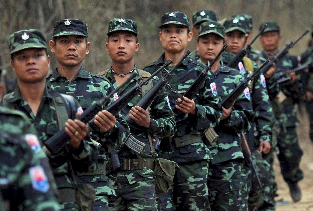 緬甸克倫族叛軍攻擊邊界軍事哨站