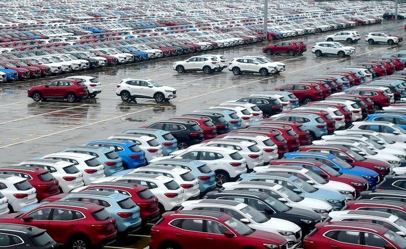 路透:美國批准對華為出售汽車晶片