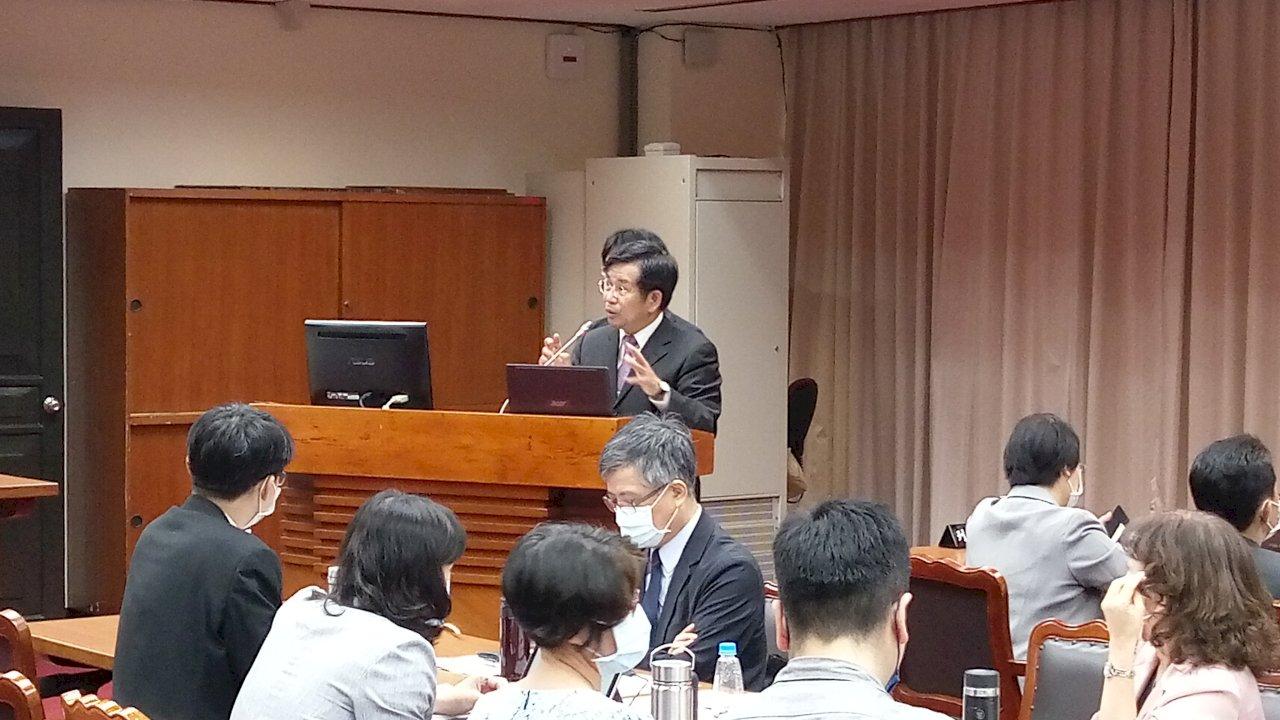 兩岸奧會座談 教長:陸委會有提醒避免討論到政治