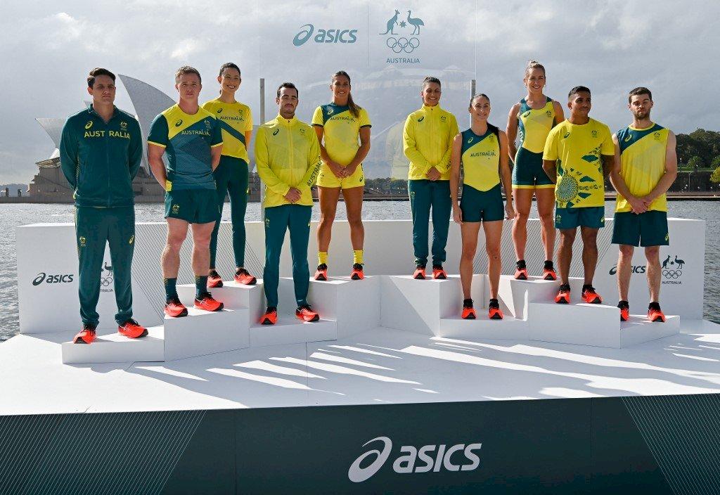 澳洲奧運隊服採用亞瑟士 疑涉新疆棉惹議