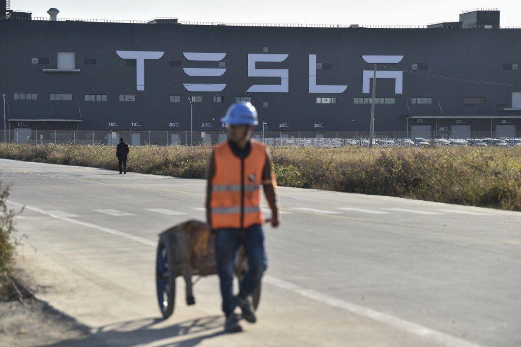 美中關係緊張 傳特斯拉上海購地擴廠計畫喊停