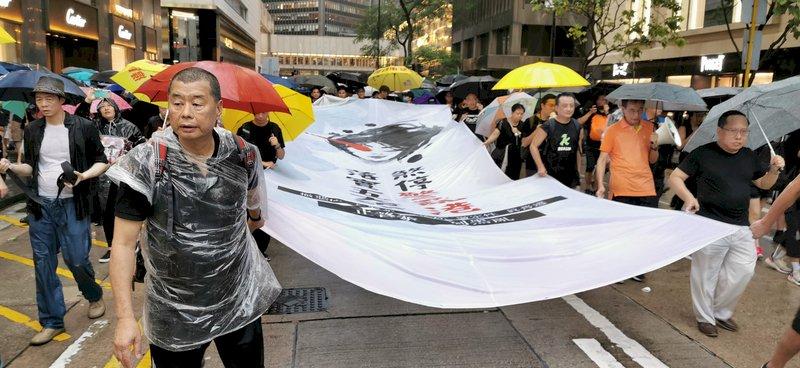 黎智英等人定罪 白宮:北京侵蝕香港自由