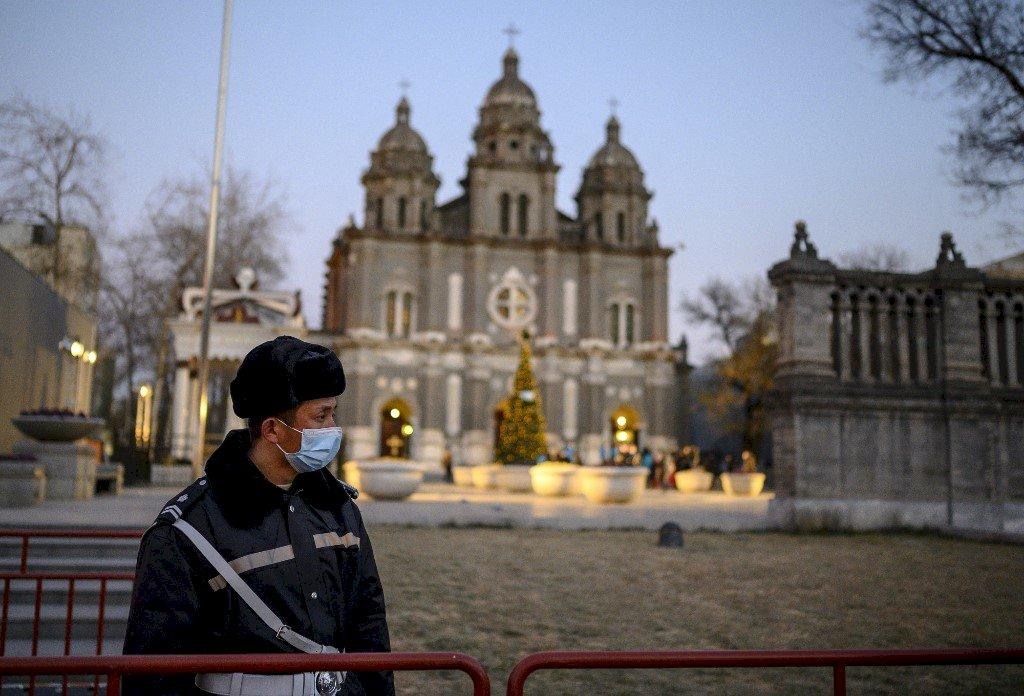 不只新疆!RFA:中國有「教育轉換基地」關押基督徒