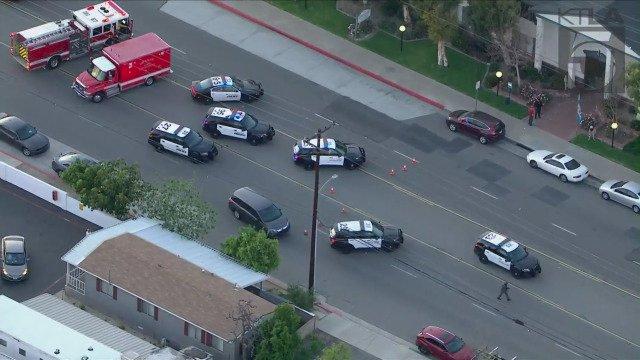 美國再傳大規模槍擊案 洛杉磯郊區爆槍響已知4死