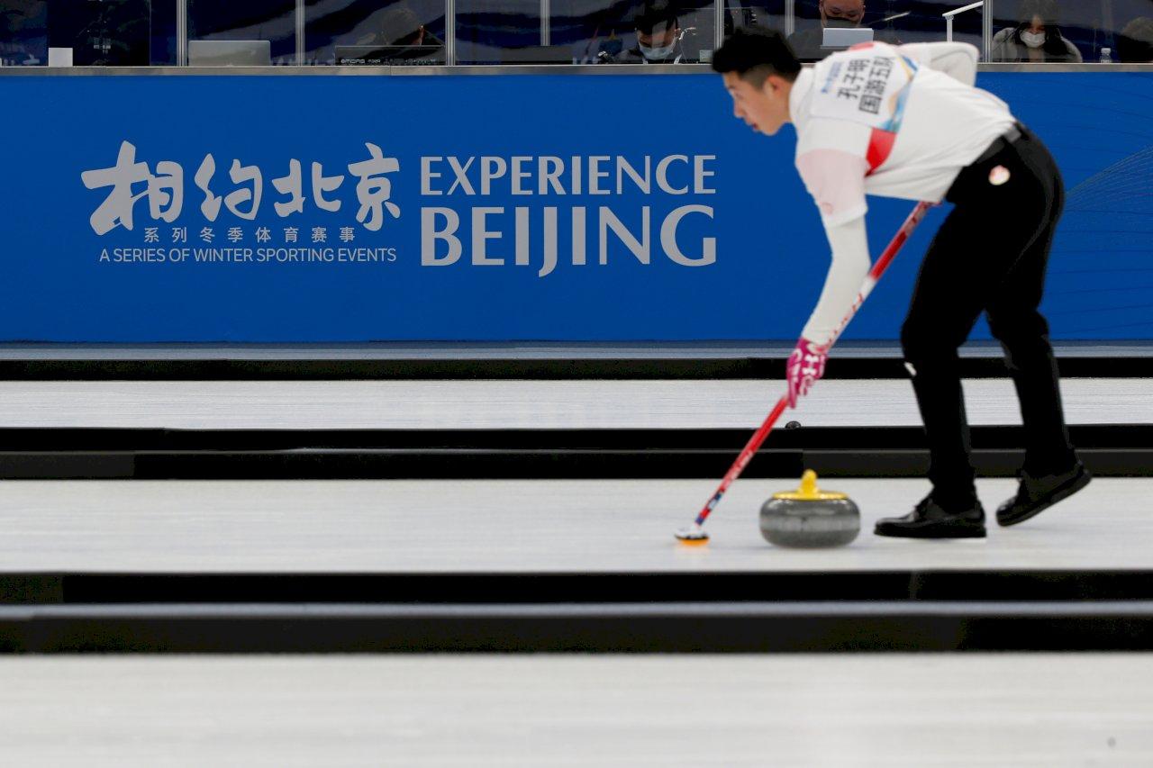 中國不理會抵制呼聲 北京冬奧展開場館測試