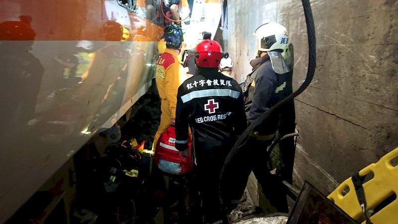 台美將以太魯閣事故為例 交流救災經驗與能力