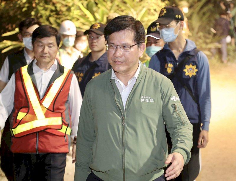 政院:林佳龍請辭獲准 4月20日生效