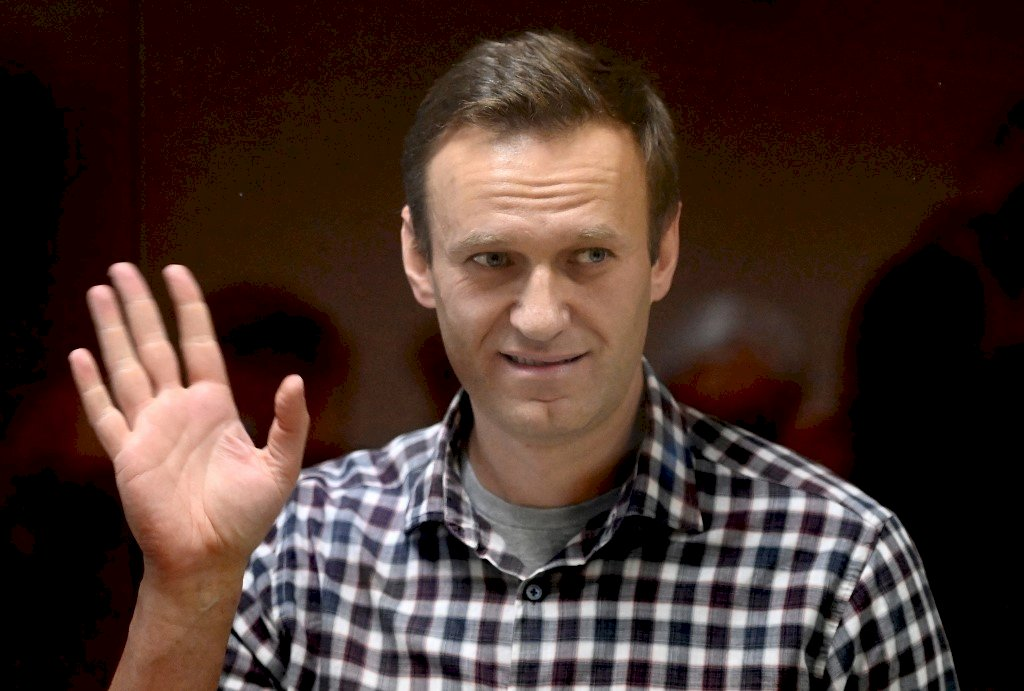 俄反對派領袖納瓦尼獄中絕食 盟友憂心健康
