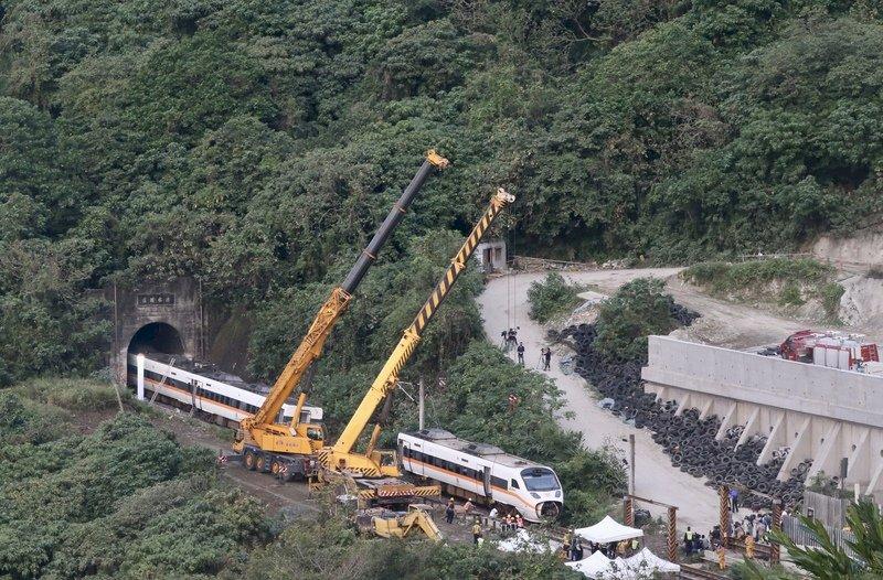 太魯閣號事故   列台鐵5項行政管理疏失