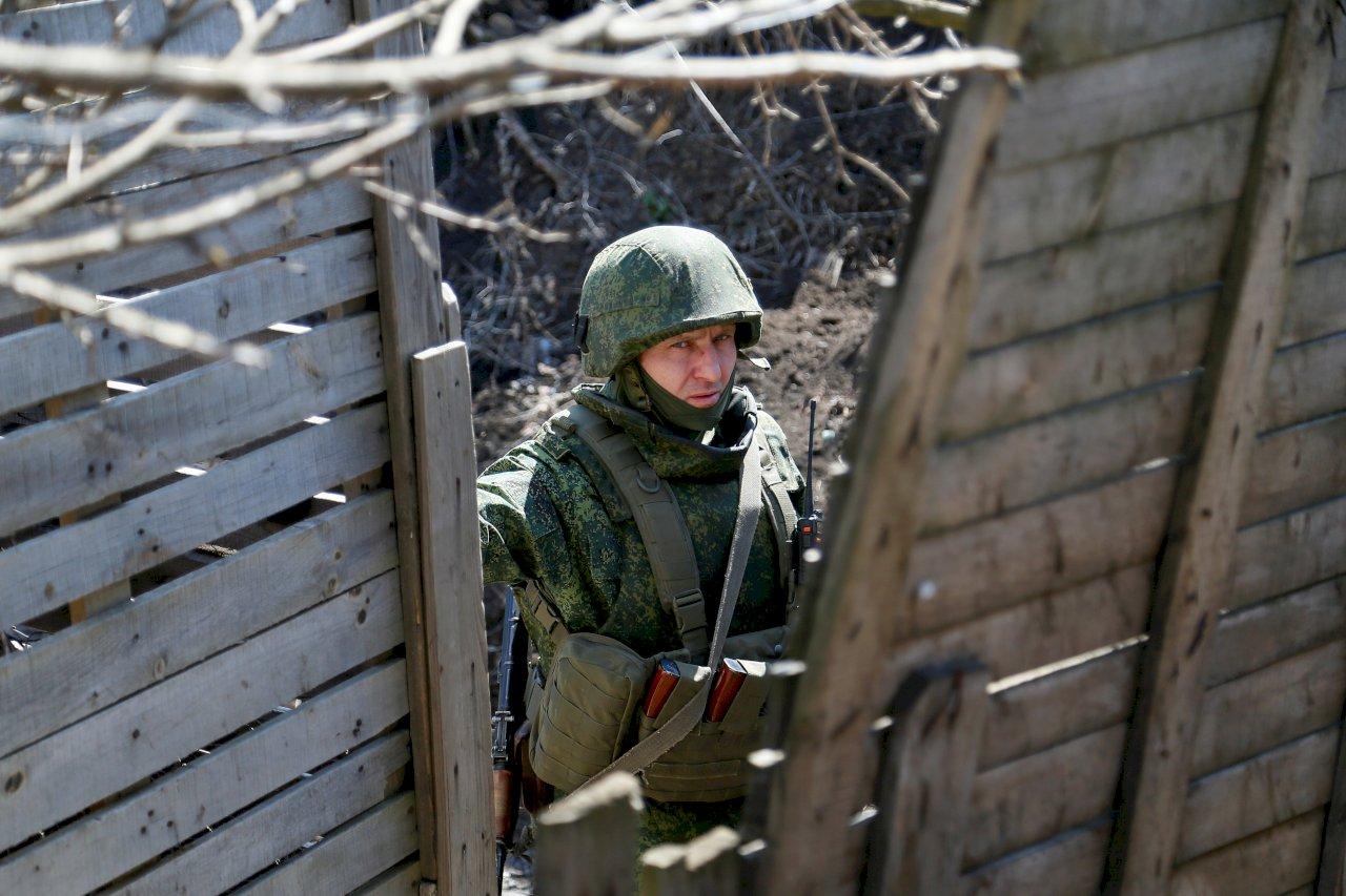 俄軍在烏克蘭邊境集結 歐洲聯盟嚴重關切