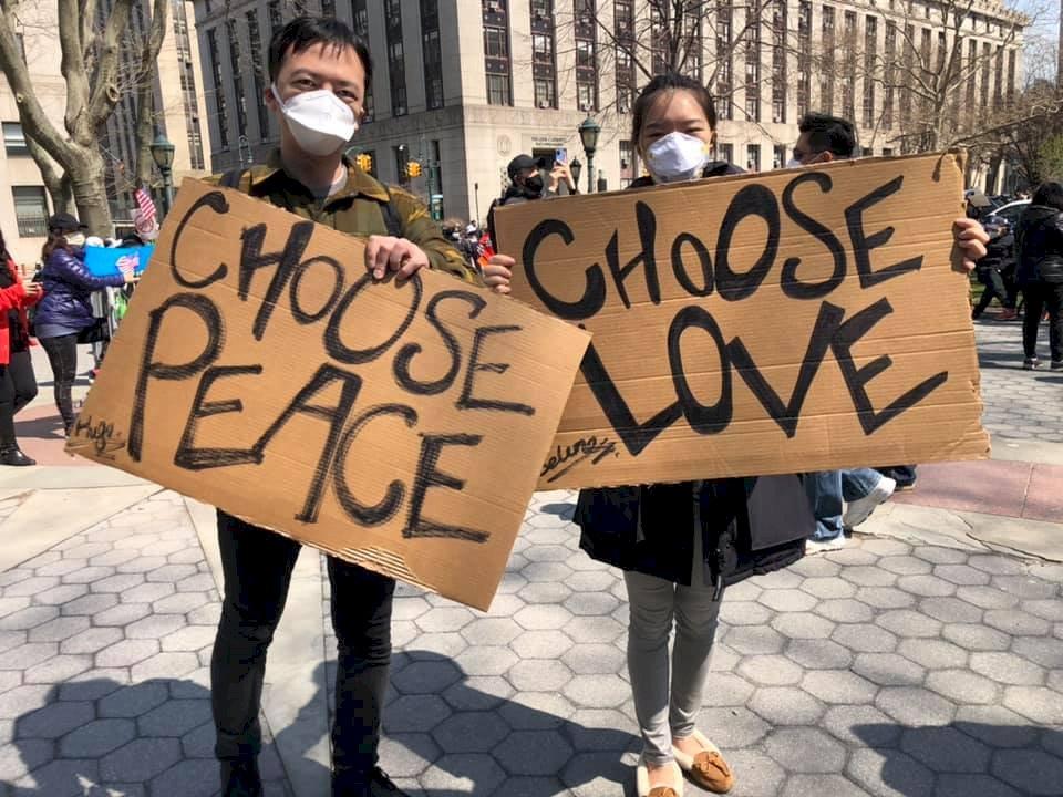 保護我們的亞裔鄰居!紐約社區發起反仇恨行動