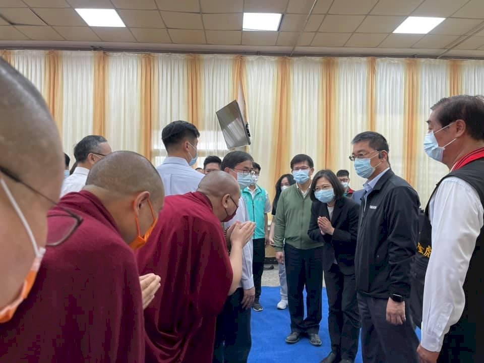太魯閣號出軌/印度藏傳佛教辦法會 為罹難者誦經