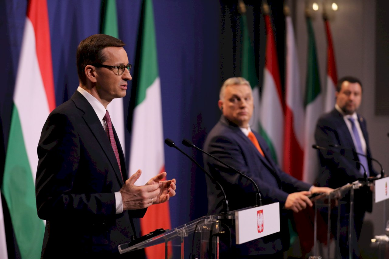 匈波義右翼政黨聯手 要打造歐洲右翼新核心