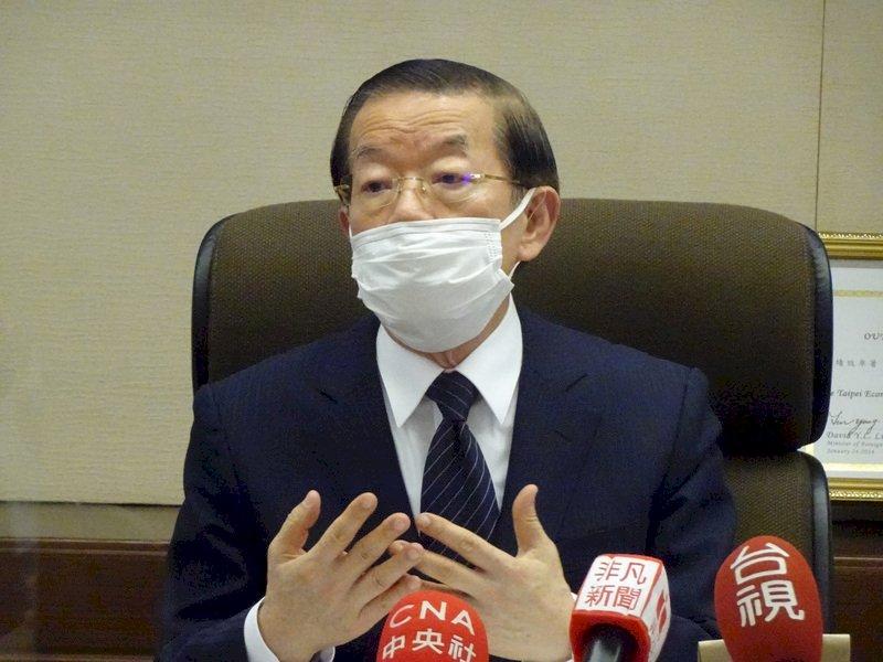 日本提供疫苗助台灣 謝長廷口風緊唯恐生變