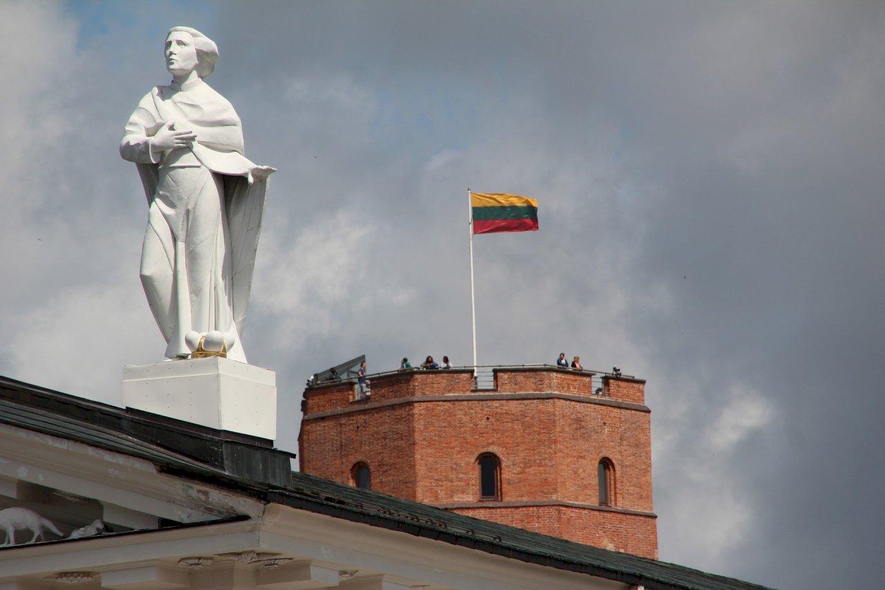 不顧中國反對!立陶宛議會推動認定中國在新疆實施種族滅絕