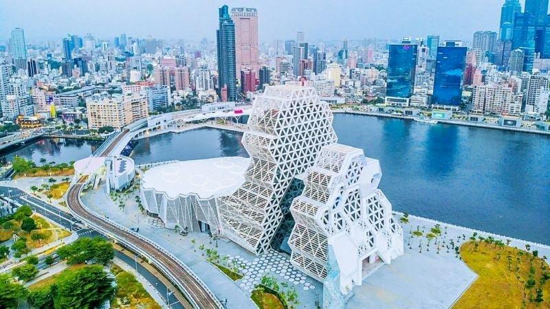 高雄流行音樂中心成為南台灣流行音樂新地標