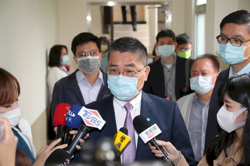 高雄槍案掌握進度 徐國勇:要對台灣治安有信心