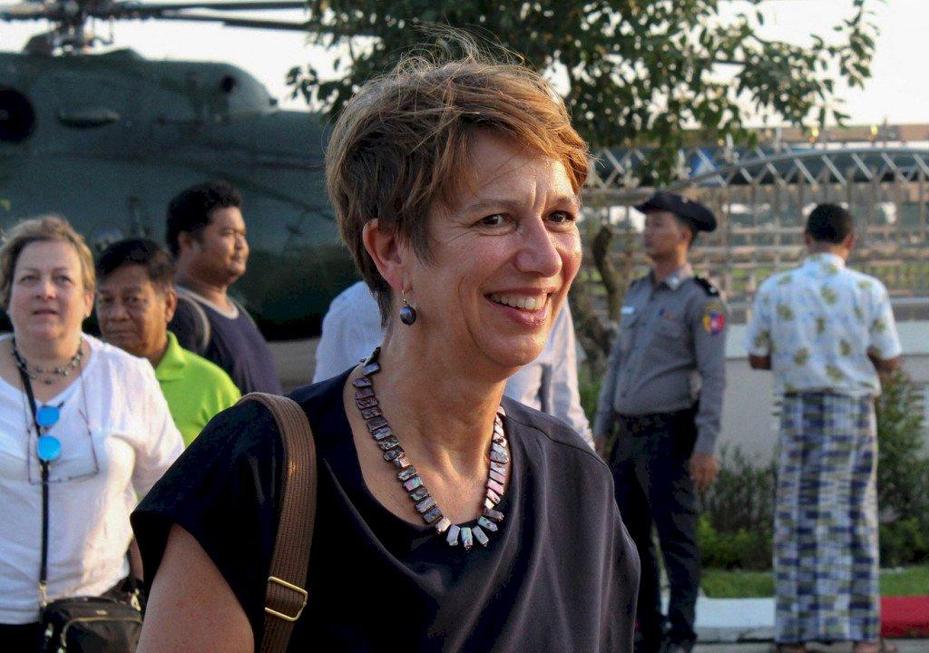 苦等7週 聯合國特使仍盼訪問緬甸