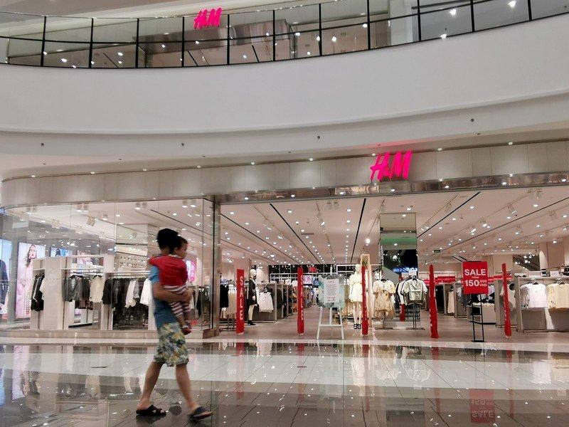 H&M配合中國改地圖遭抵制 越南喊話促企業守法