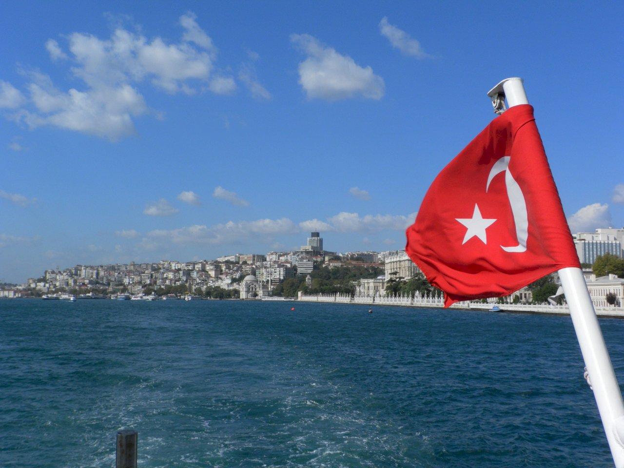 土耳其:美國取消2軍艦赴黑海計畫