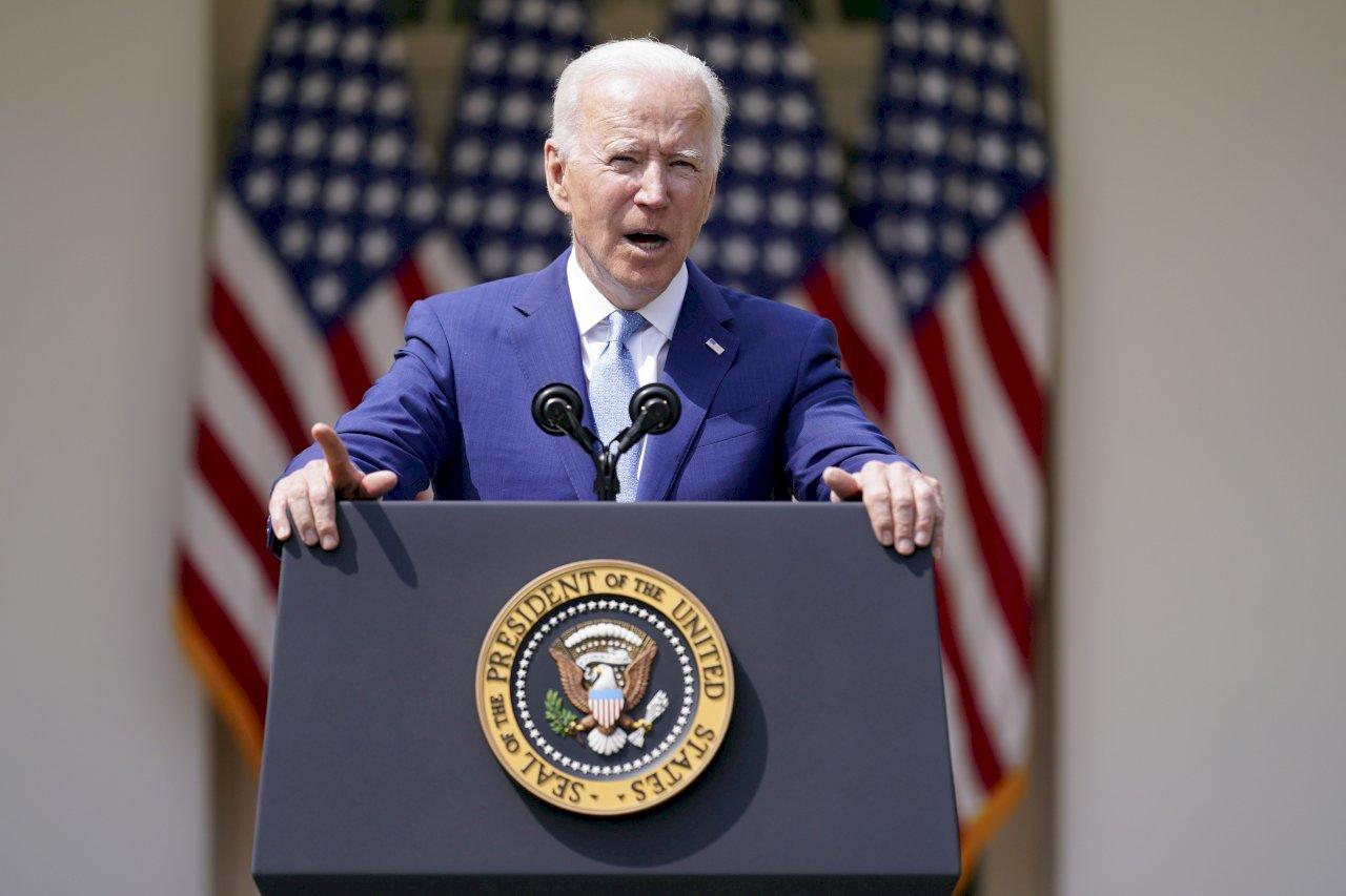 拜登將發表就職百日演說 推動美國家庭計畫