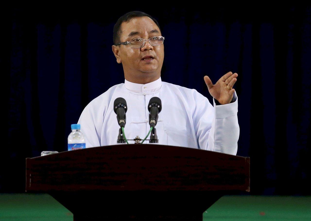 緬甸軍方:反對派發動恐攻 致63死