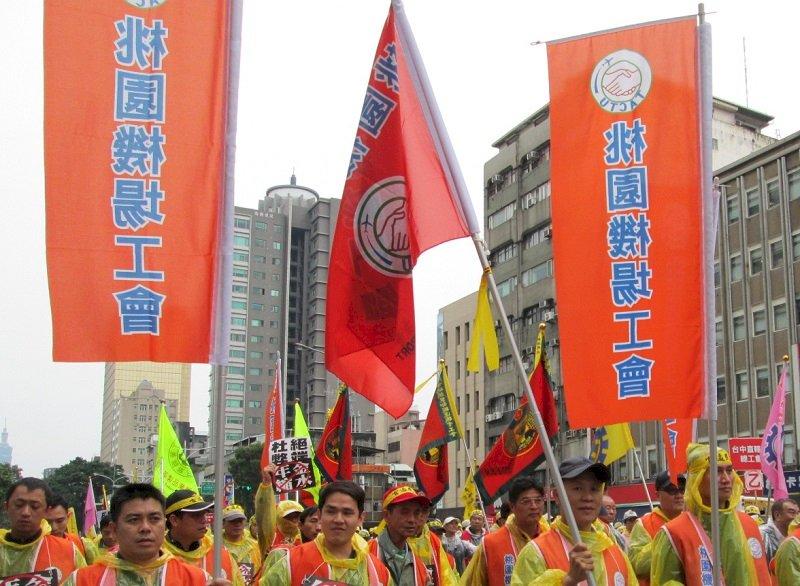 桃機企業工會公開信力挺 籲林佳龍留任讓改革成真