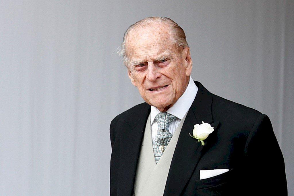 英女王夫婿菲立普親王辭世 英國舉國哀悼