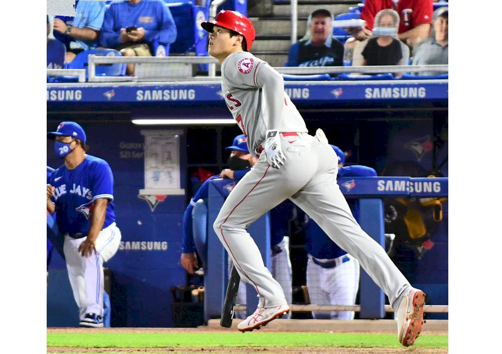 MLB大谷翔平50轟達標 創日籍球員最快紀錄