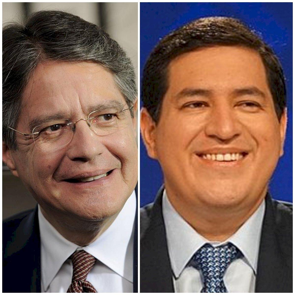 厄瓜多總統大選第二輪投票 左右對決