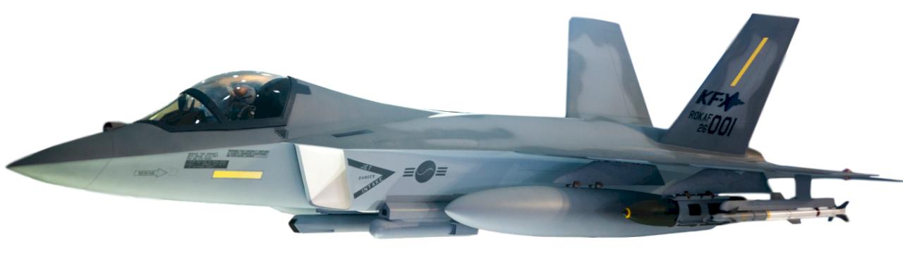 韓國首架自製超音速戰鬥機亮相 加強國防可能外銷