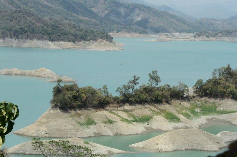 中南部水庫幾家歡樂幾家愁 週末降雨僅南化水庫受益較多