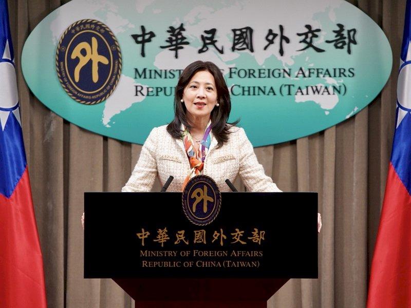 外交部:與相關部會共推重啟台美TIFA會談
